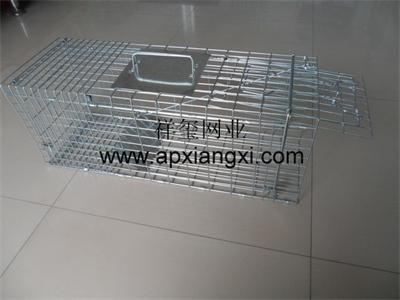 诱捕笼猫_捕猫笼厂家|捕猫器|抓猫笼|--捕猫笼--安平县祥玺丝网制品有限公司